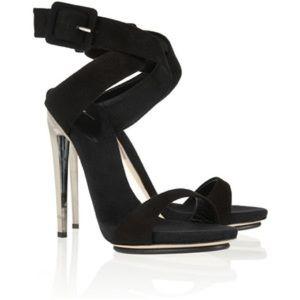 Giuseppe Zanotti Ankle Strap Heels